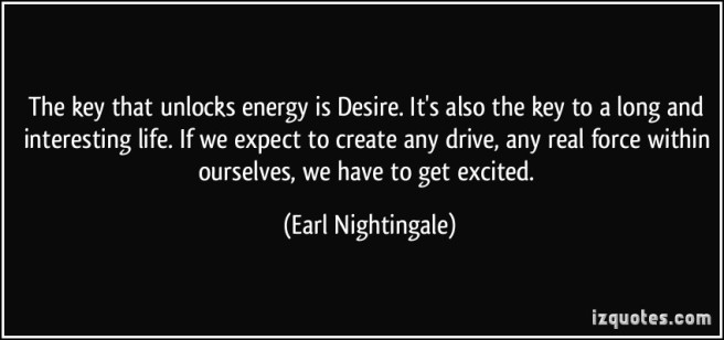 Earl Nightengale quote